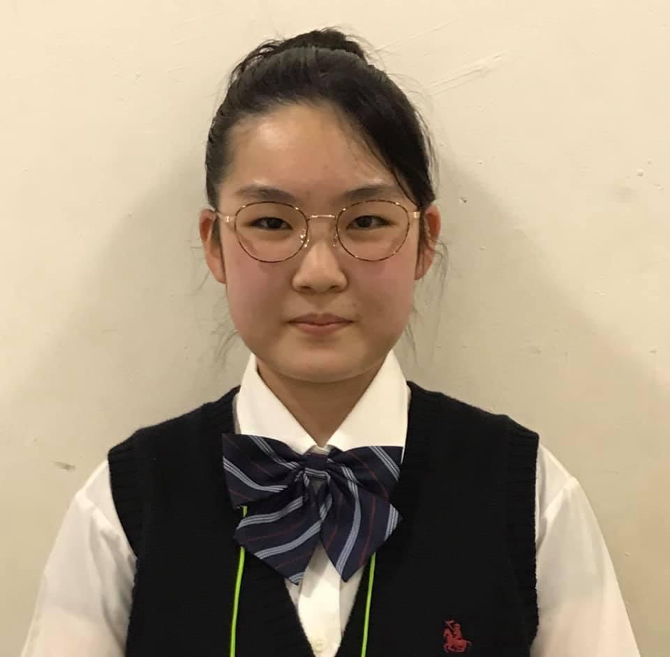 コンクール中学生の部 優勝(民謡中学生日本一)上平 千滉